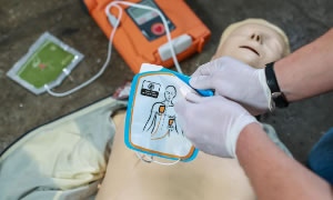Basic Life Support and Defibrillator Training (BLS & AED)
